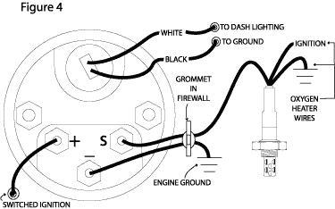 Autometer Air Fuel Gauge Wiring Diagram - Block And Schematic Diagrams •