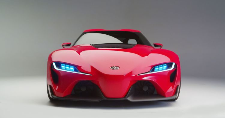 Toyota_FT-1_Concept