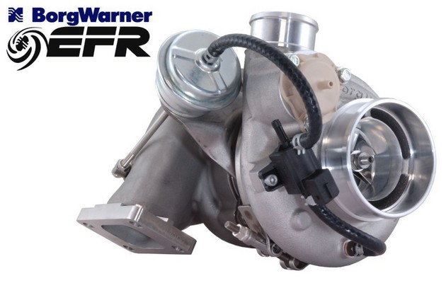 Borg Warners EFR line of turbos is changing the game