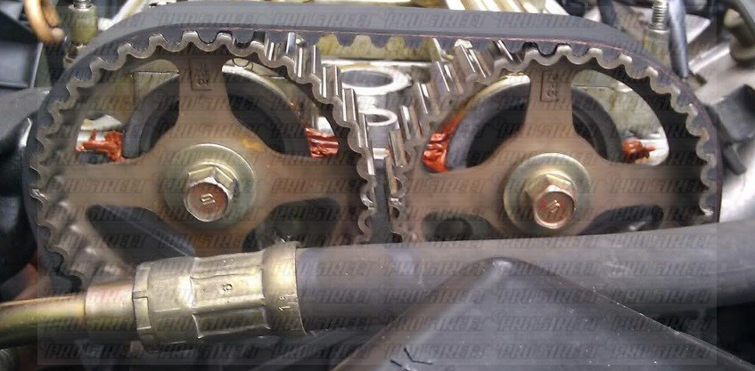 How To Change A B18b Timing Belt My Pro Street