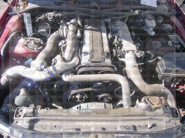 Vehicles like this customer's 1JZ swapped SC300 need special grounds added