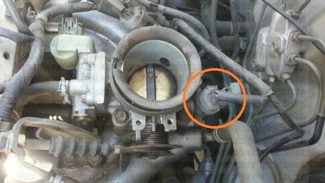 Dtc P0108 How To Service Your Honda Civic Map Sensorrhmyprostreetonline: 2007 Civic Map Sensor Location At Elf-jo.com