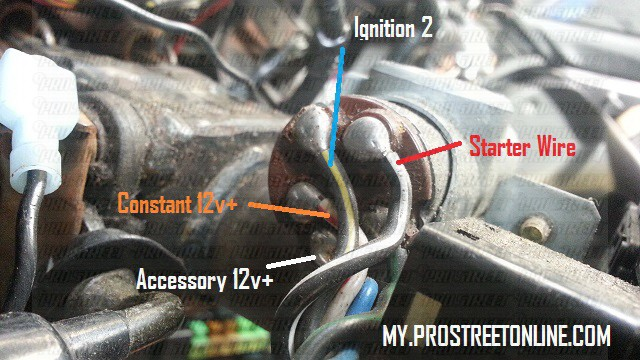 How To Wire A Rb20det Into A S13 My Pro Street