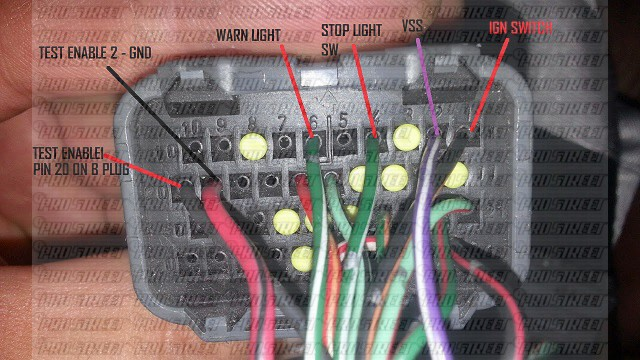 How To Wire A JZGTE Swap My Pro Street - Wiring diagram toyota 2jzge