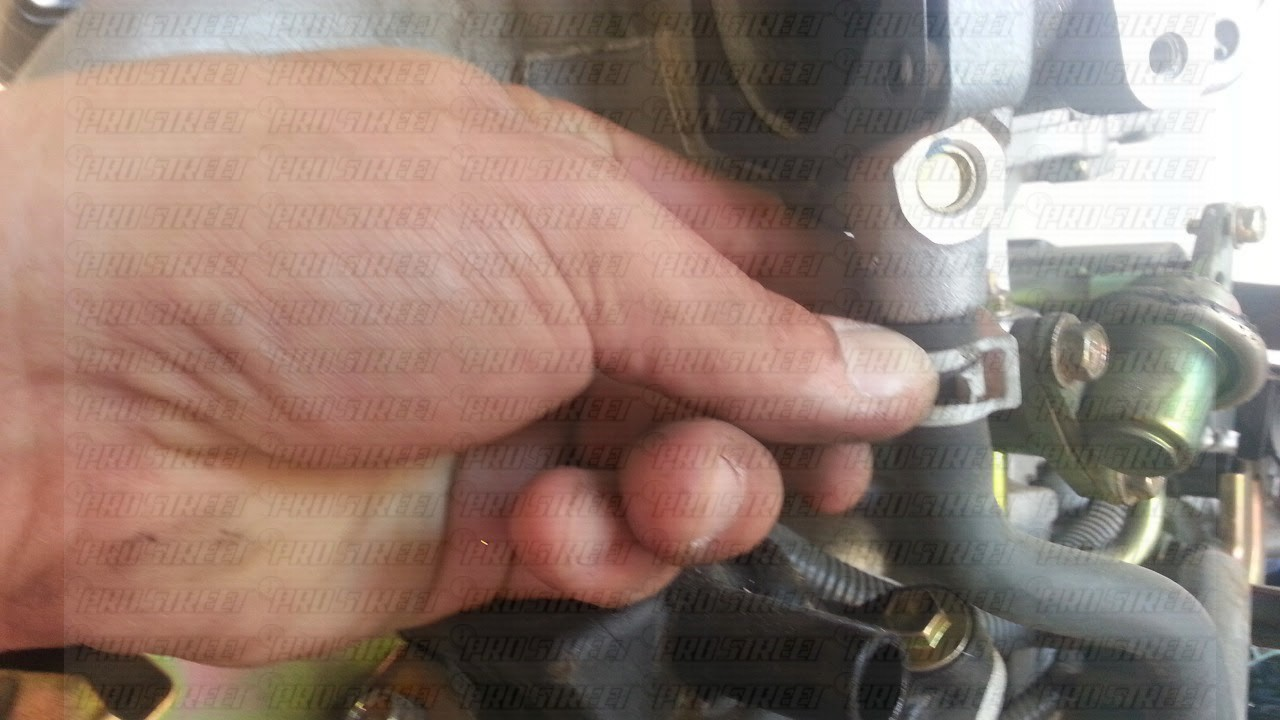 How To Service a VQ35 Throttle Control My Pro Street