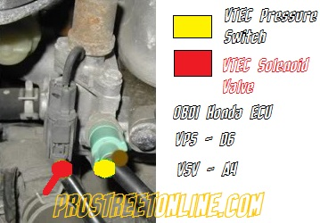 FAQ - Top Ten Reasons why VTEC doesnt work H A Wiring Diagram Distributor Cap on