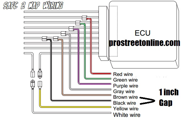 Apexi Safc Wiring Diagram : How to install a safc in bb honda prelude