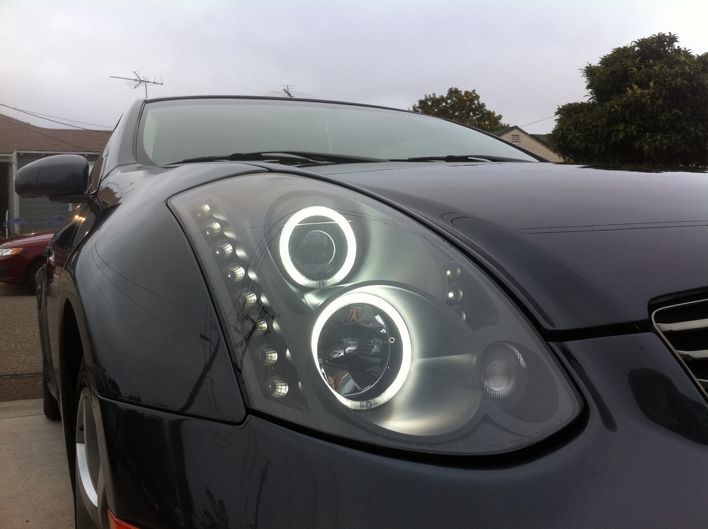 How To Change Your G35 Headlights My Pro Street