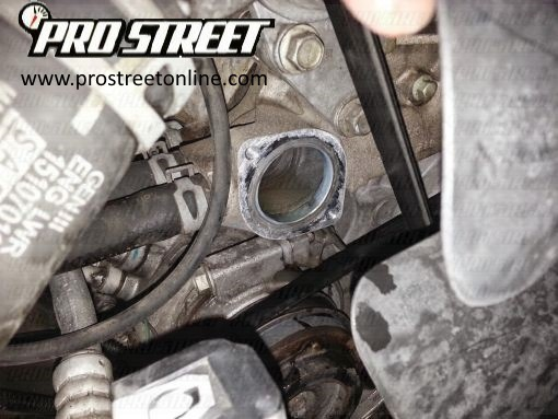 To Replace Your Gmc Sierra Thermostatrhmyprostreetonline: 2004 Gmc Sierra 5 3 Thermostat Location At Elf-jo.com