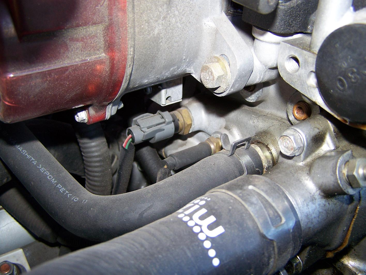 1997 honda civic fuel gauge wiring diagram with Dtc P0118 How To Change A Honda Accord Ect on Watch as well Trailer Electrical Plug 7 Pin Round 4 Wire Hookup Wiring Way In Diagram moreover Mazda Miata Engine Oil Filter Location besides Dtc P0118 How To Change A Honda Accord Ect together with FV6a 8815.
