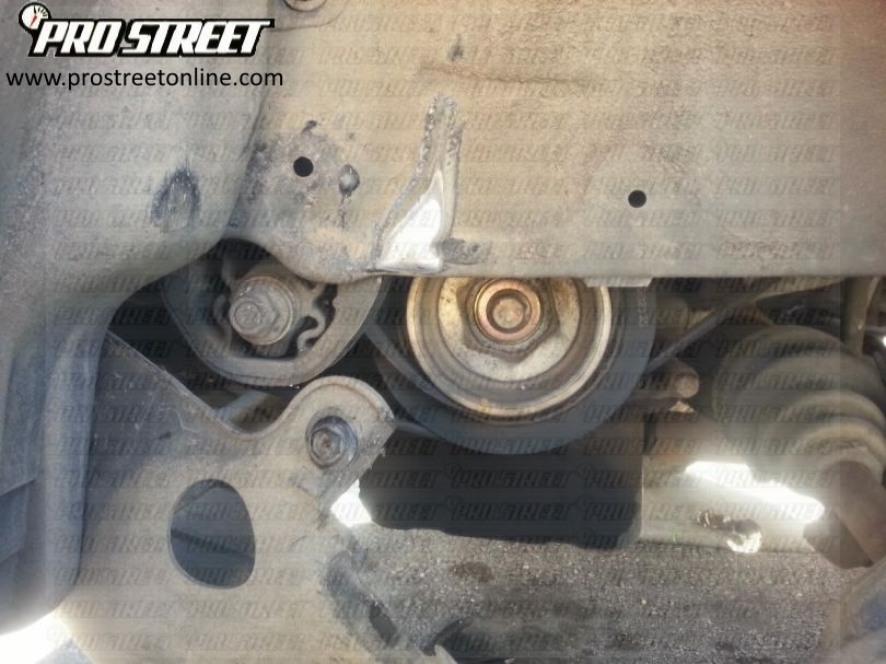 How To Change a B18B Timing Belt - My Pro Street