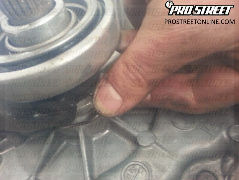 How To Prep your CD009 Transmission - My Pro Street