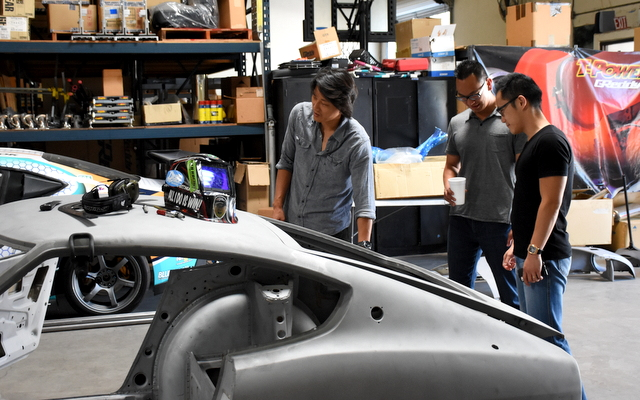 Sung Kang And Greddy Build The Z Dream Sema 240z