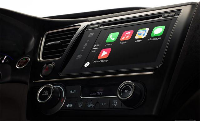Apple Car Play is now standard in many cars and trucks