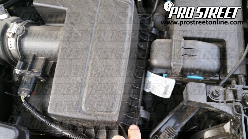Ford Fusion Air Filter 3