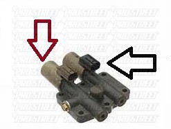 How To Test a Honda Civic Clutch Pressure Solenoid 5