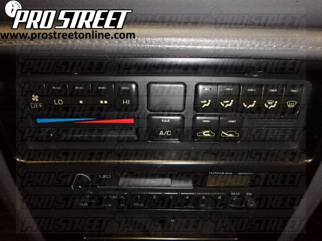 1990 Toyota Camry Stereo Wiring Diagram how to toyota camry stereo wiring diagram my pro street 1990 toyota camry wiring diagram at couponss.co