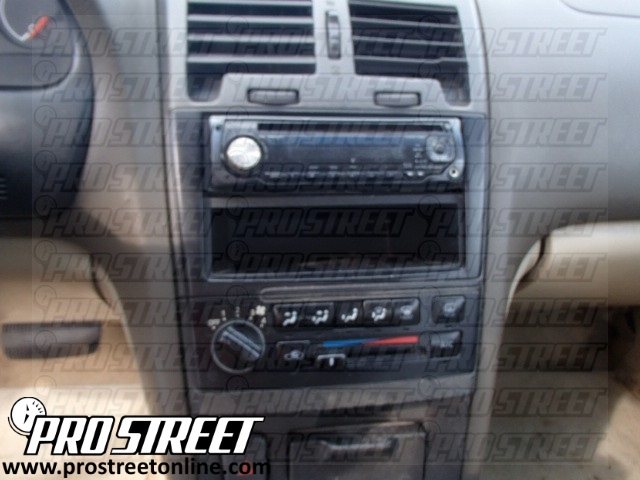 How To Nissan Maxima Stereo Wiring Diagramrhmyprostreetonline: 1996 Nissan Maxima Car Radio At Elf-jo.com