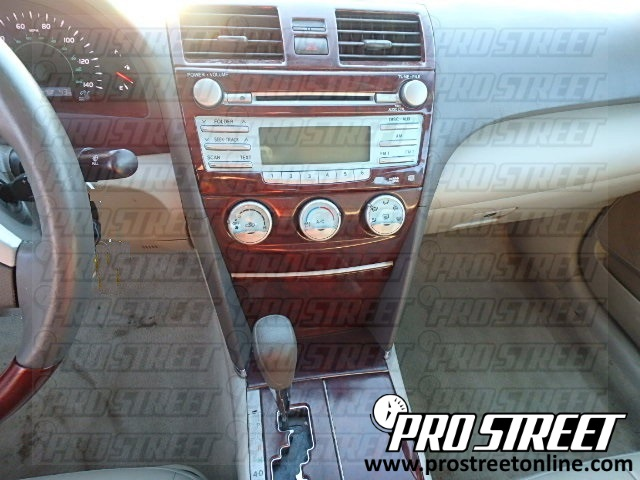 2009 Toyota Camry Stereo Wiring Diagram 1 how to toyota camry stereo wiring diagram my pro street 1997 toyota camry xle radio wiring diagram at gsmportal.co