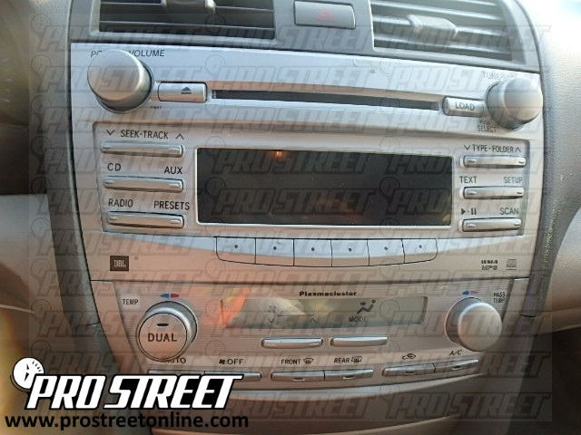 How To Toyota Camry Stereo Wiring Diagram My Pro Street – Toyota Stereo Wiring Diagram