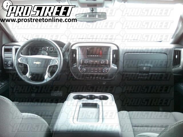 How To Chevy Silverado Stereo Wiring Diagramrhmyprostreetonline: 2007 Chevy Tahoe Aftermarket Radio Install Kit At Gmaili.net