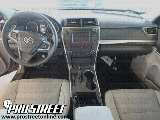 How To Toyota Camry Stereo Wiring Diagram My Pro Streetrhmyprostreetonline: Car Stereo Wiring Diagram 1999 Camry At Gmaili.net