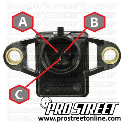 how to test a dodge neon map sensor my pro street