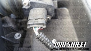 How To Test a Ford Fusion Throttle Body 2