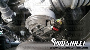 How To Test a Ford Fusion Throttle Body 3
