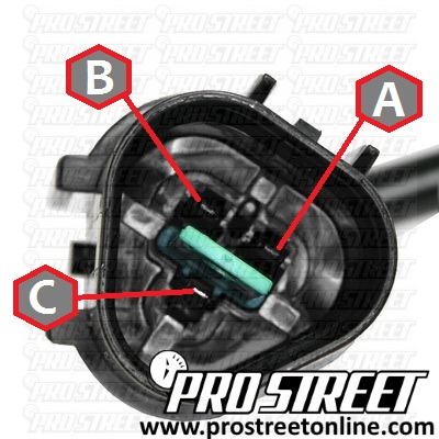 How To Test a Mitsubishi Galant Crank Position Sensor 4 how to test a mitsubishi galant crank sensor  at aneh.co