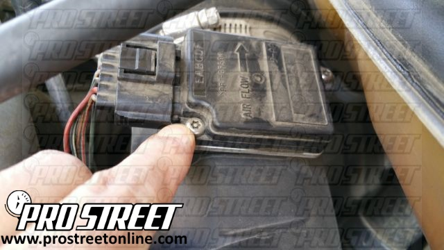 Test your Ford Excursion MAF Sensor 2
