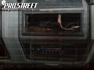 how to ford f150 stereo wiring diagram my pro street1986 f150 stereo wiring diagram