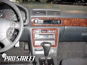 Acura TL Stereo Wiring Diagram - My Pro Street on