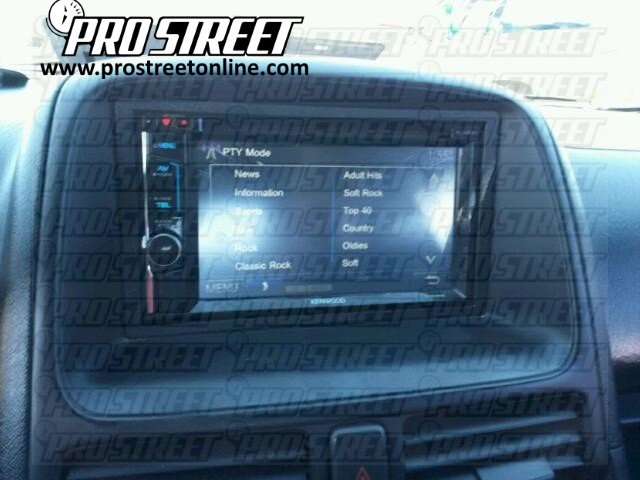 Honda Crv 2002 Radio Wiring Diagram : How to honda crv stereo wiring diagram my pro street