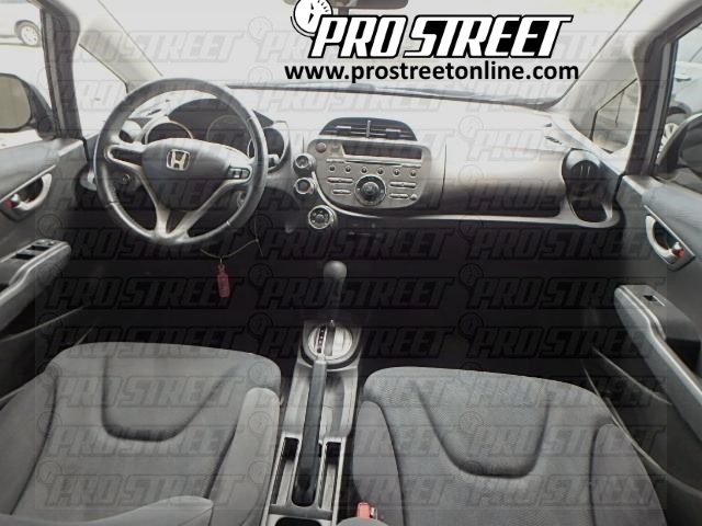 honda fit stereo wiring diagram my pro street rh my prostreetonline com 2007 honda fit radio wiring diagram 2007 honda fit radio wiring diagram