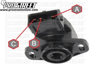How To Test your Mitsubishi Eclipse TPS sensor