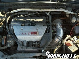Test a Acura RSX VTEC Solenoid 1