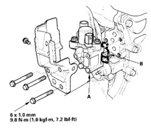 2005 Honda Cr V Exhaust Diagram in addition Fuse Box For Honda Crv in addition 2004 Acura Tl Body Electrical System And Harness Wiring Diagram also Diagram Of A Top furthermore 2006 Honda Element Fuel Filter Location. on wiring diagram honda vtec