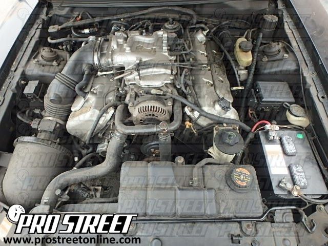 Test a Ford Mustang Fuel Injector 1