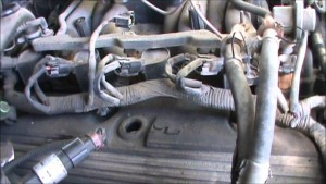 Test a Ford Mustang Fuel Injector 14