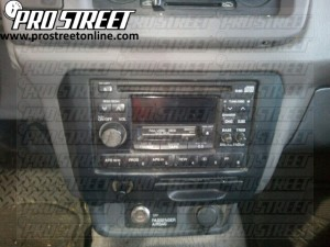 how to nissan frontier stereo wiring diagram my pro street 1998 Nissan Frontier Wiring-Diagram Charging
