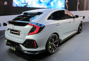 2017 Honda Civic 3