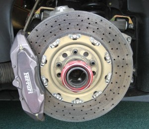 floating brake tech