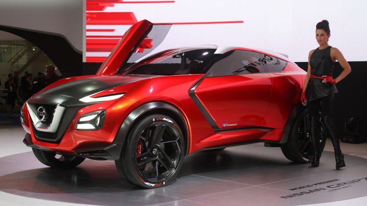 new z car releaseCould the Nissan Gripz become the new Z  My Pro Street