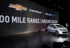 2017 Chevy Bolt Review 1
