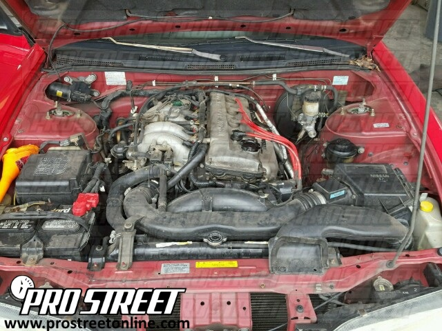 how to test nissan 240sx fuel injector 2