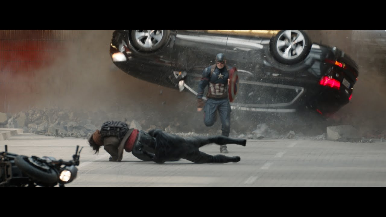 Audi R8 Takes Center Stage In Civil War My Pro Street