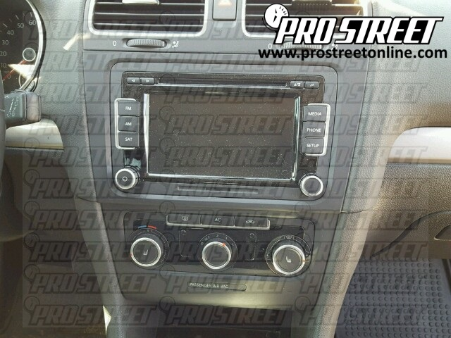 Volkswagen Golf Stereo Wiring Diagram