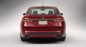 2017 Ford Fusion 3