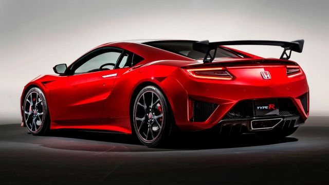 rumor mill acura nsx type r coming soon my pro street. Black Bedroom Furniture Sets. Home Design Ideas